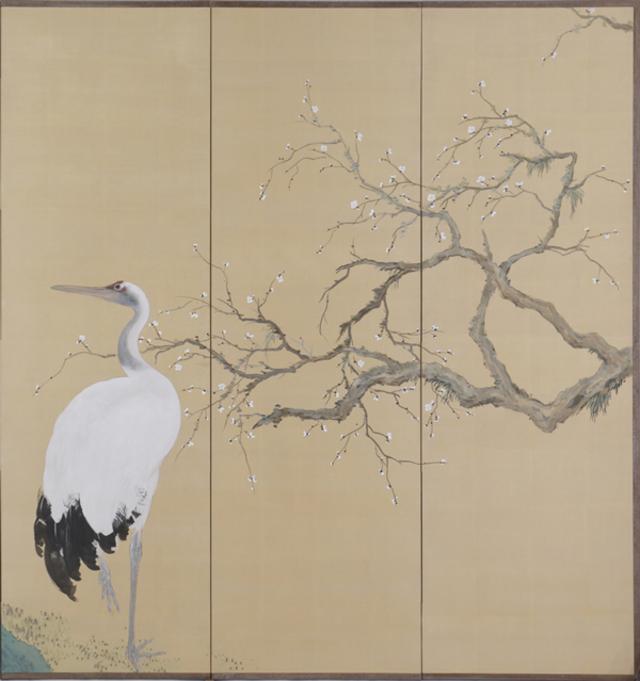 橋本関雪 林和靖図屏風左S2.jpg